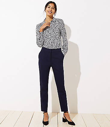 3dff9a5e7f4ef Tall Pants for Women: Skinny Pants, Leggings & More | LOFT