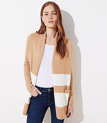 meet 9dfd9 56a3c Cardigan Sweaters for Women | LOFT