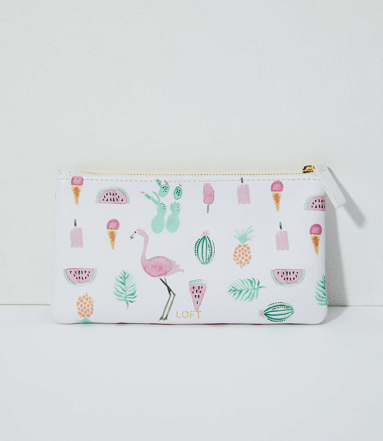 Flamingo Sunglasses Case by Loft