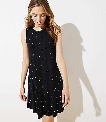 1546258d39ad Polka Dot Swing Dress. Best Seller