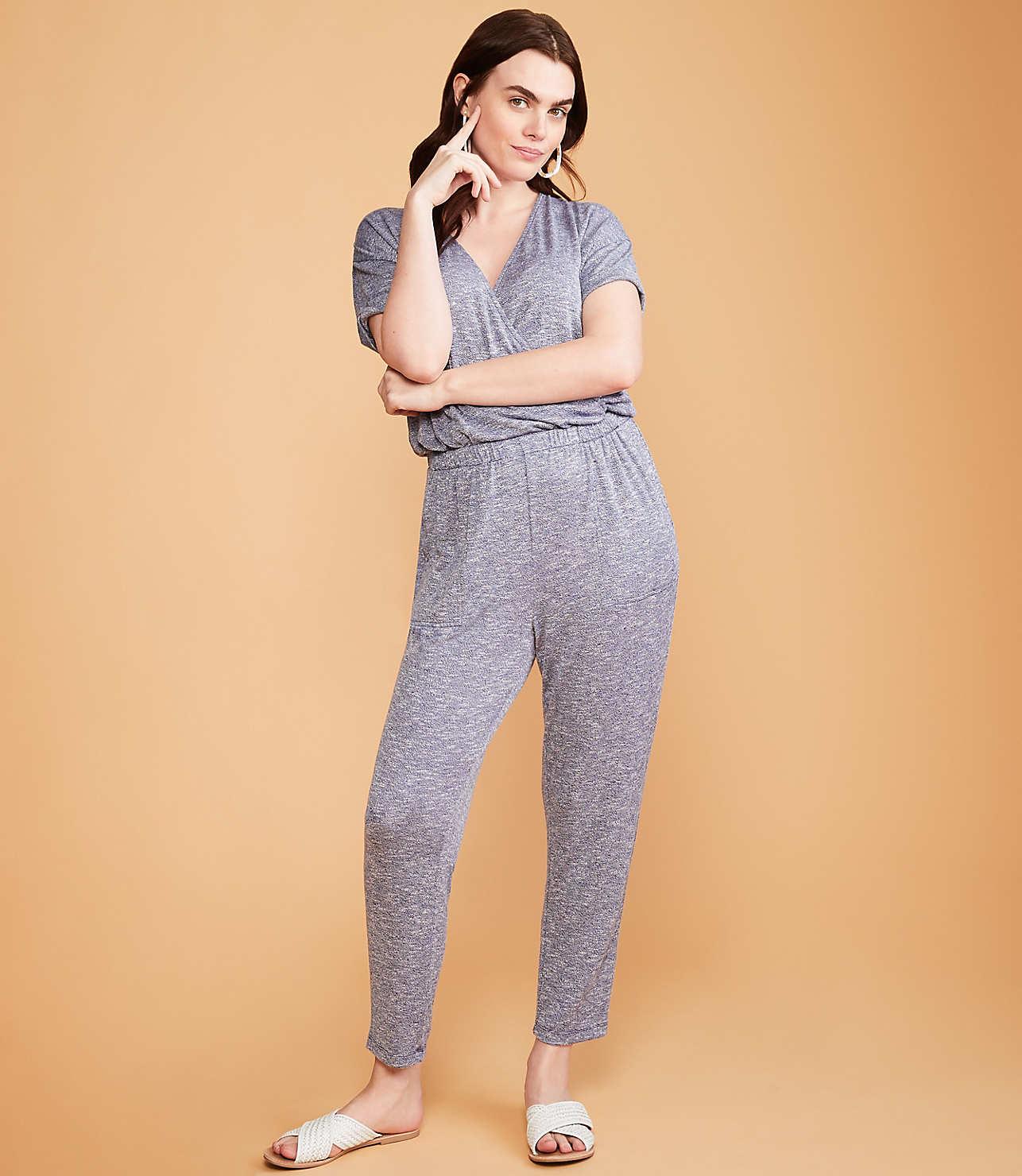 clearance sale rock-bottom price laest technology Brushmarl Short Sleeve Jumpsuit | Lou & Grey