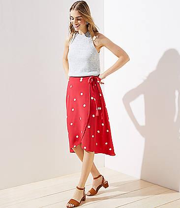 2b3dae0b6eb Petite Skirts: Maxi Skirts, Wrap Skirts & Shift Skirts | LOFT