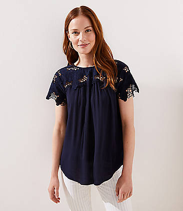 5273e51c96b Tops for Women | LOFT