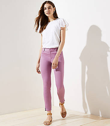 4582ee4369 Tall Pants for Women: Skinny Pants, Leggings & More | LOFT