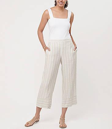 e2ad5493bb Wide Leg Pants for Women | LOFT