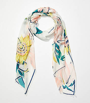 a591c2bf2fe28 Scarves for Women | LOFT