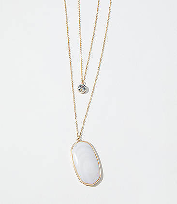 ce155721b2ef5 Stone Pendant Necklace Set