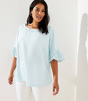 2c59f4259caa7 Plus Size Clothes for Women: View All | LOFT