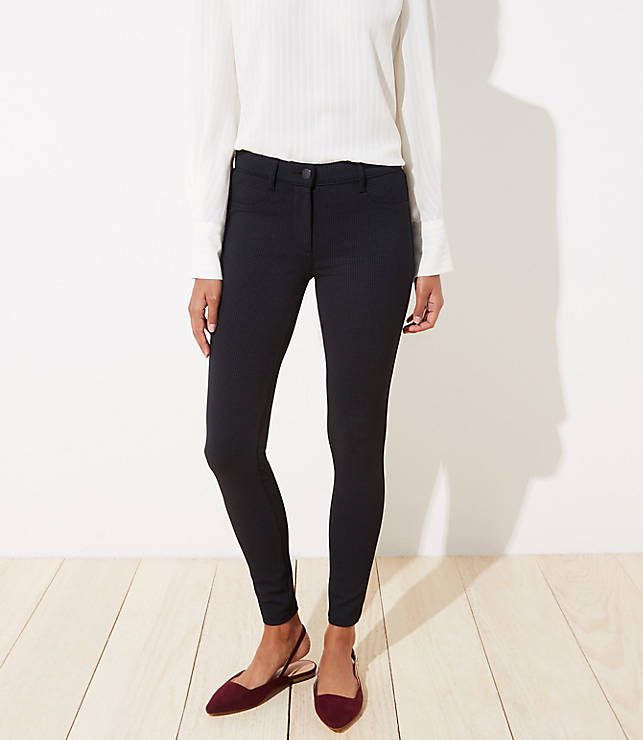 5 Pocket Ponte Leggings