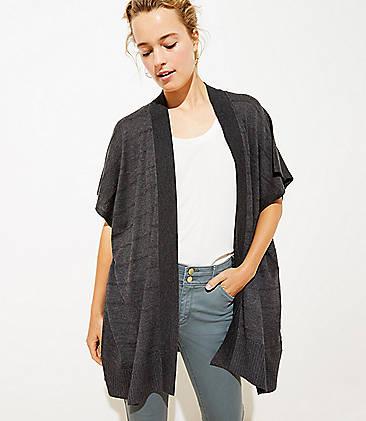 93d2c6bb9 Kimonos, Wraps & Ponchos | LOFT