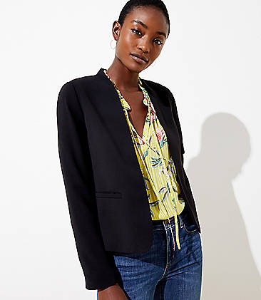 3fb02ea99 Petite Jackets & Outerwear for Women | LOFT