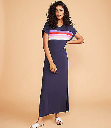 d2f66645463d3d ... 148 Sundry Stripes Maxi Dress
