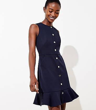 1eb204497da0d Petite Dresses for Women | LOFT