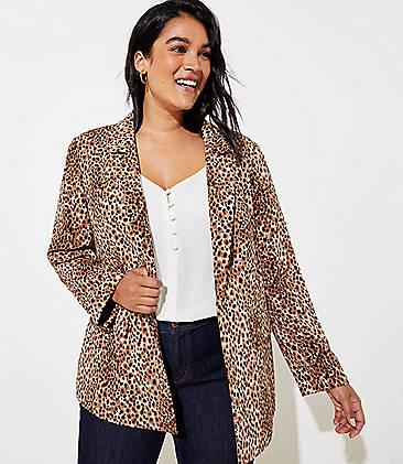 3c6efb027fd49 Plus Size Coats & Jackets for Women | LOFT