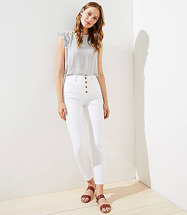Denim Jeans for Women: Ripped, High Waisted & Skinny | LOFT