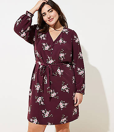 Plus Size Dresses for Women | LOFT