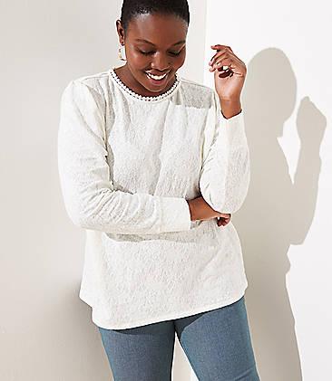Trendy Plus Size Clothes for Women: New Arrivals | LOFT