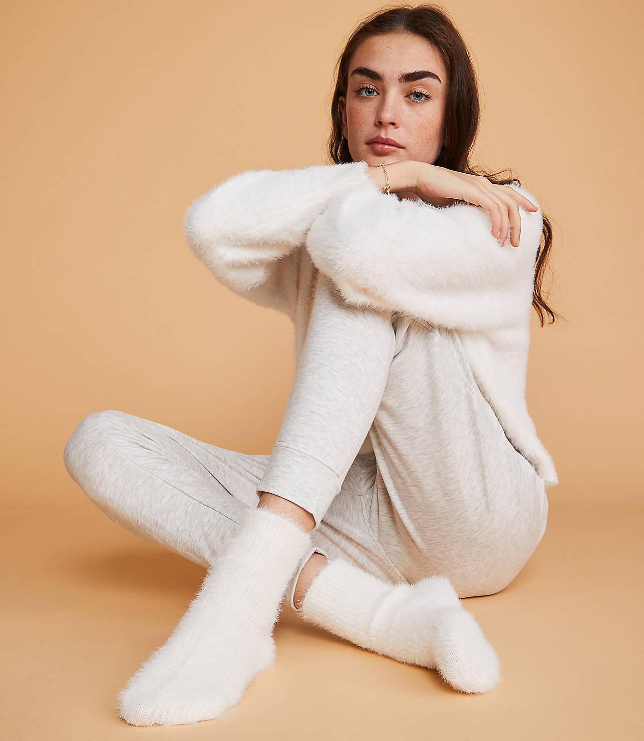 Lashout Socks by Lou & Grey