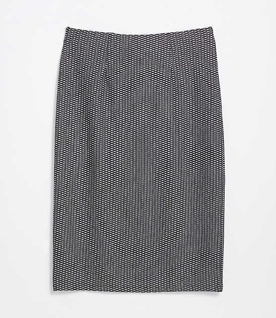 Pull On Pencil Skirt
