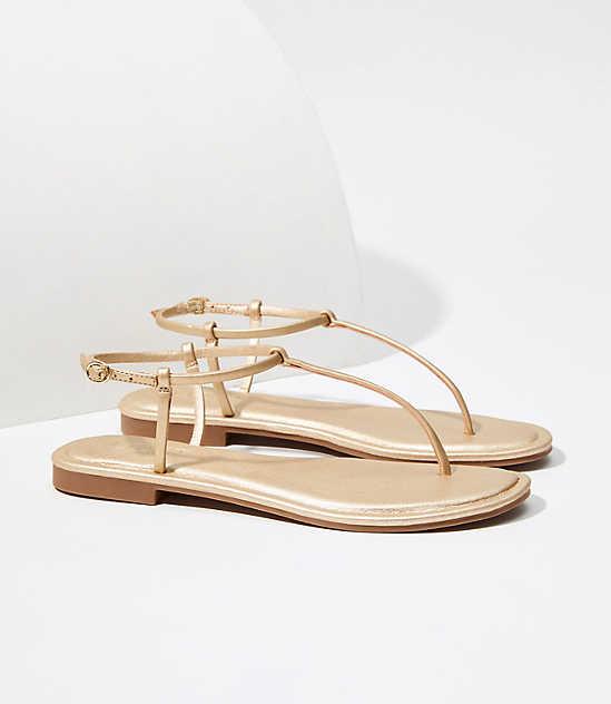 Modern Thong Sandals