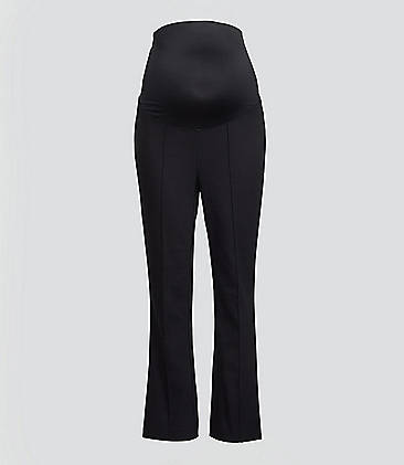 Black Petite Maternity Clothes Dresses Pants And Leggings Loft