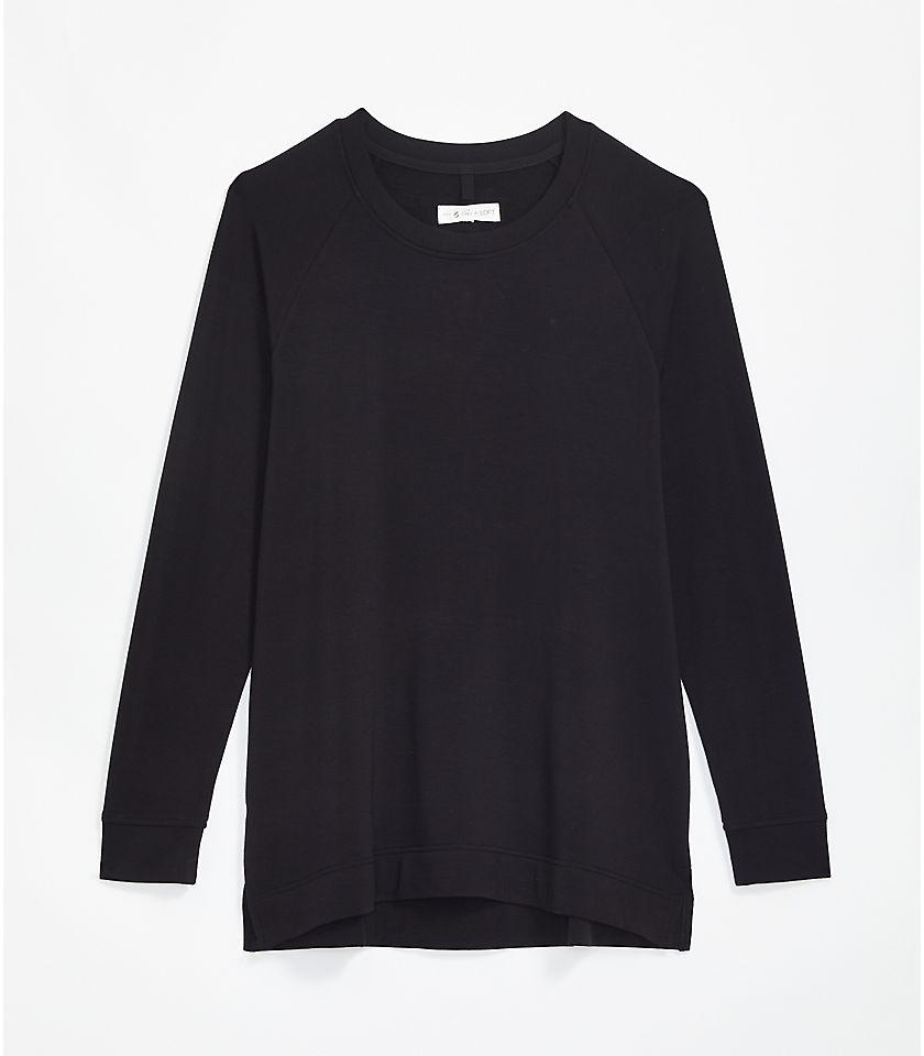로프트 LOFT Maternity Lou & Grey Signature Softblend Sweatshirt