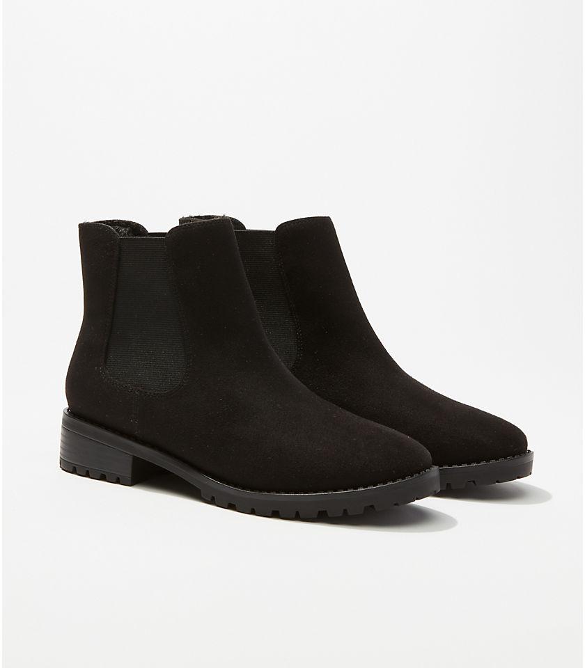 로프트 LOFT Chelsea Boots,Black