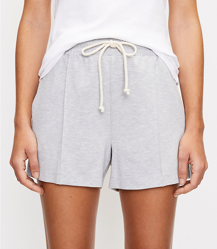 Pull On Shorts in Ponte