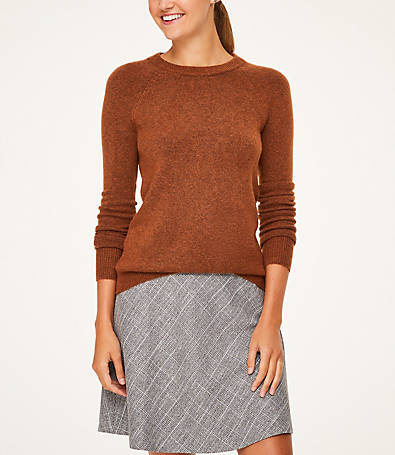 LOFT Bar Back Sweater