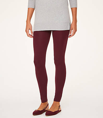 LOFT Essential Leggings