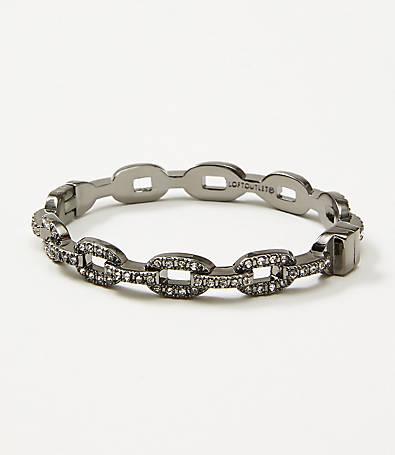 LOFT Linked Cuff Bracelet