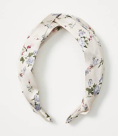 LOFT Floral Headband