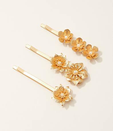 LOFT Flower Pin Set