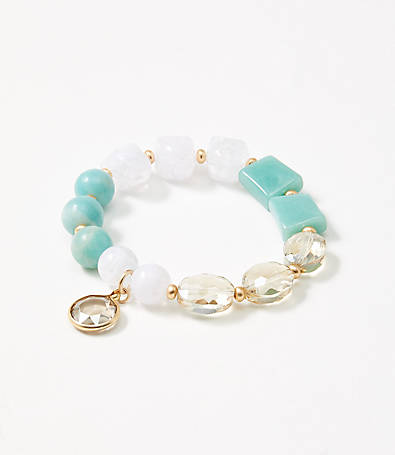 LOFT Stone Stretch Bracelet