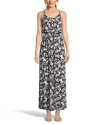8f8e2a54485 Floral Sleeveless Maxi Dress